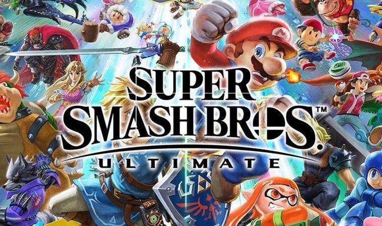 Super Smash Bros. Ultimate es el juego de peleas más vendido