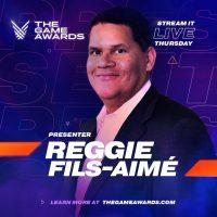 El ex-presidente deNintendo of America, Reggie Fils-Aimé estará en The Game Awards 2019