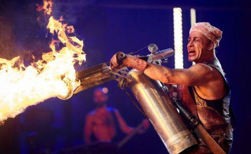 Rammstein regresa a la CDMX en 2020