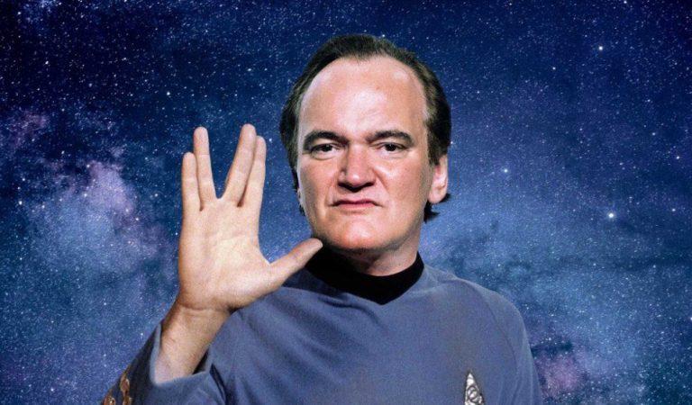 Quentin Tarantino no dirigirá una película de Star Trek