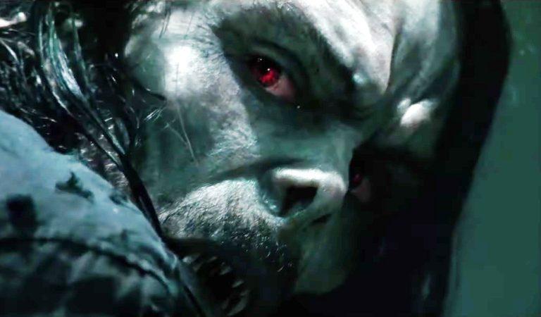 La película de Morbius se estrenará en octubre