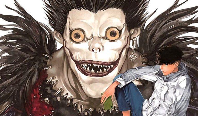 ¡Ya puedes leer en español y gratis el nuevo manga de Death Note!