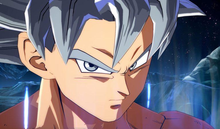 Nuevas imágenes de Goku Ultra Instinto en Dragon Ball FighterZ