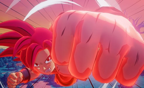 Tráiler de Dragon Ball Z: Kakarot con Bills y Goku Super Saiyan God