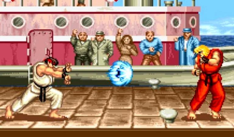 Street Fighter II nunca se vendió de forma legal en México