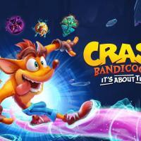 Crash Bandicoot 4: It's About Time no tendrá microtransacciones