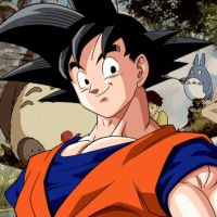 Fan art nos deja ver a Goku como personaje de Studio Ghibli
