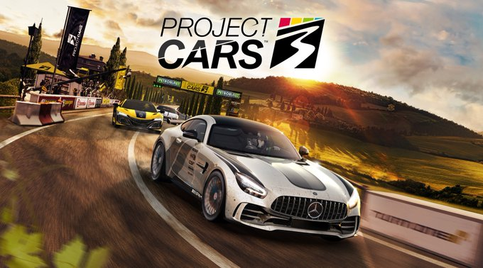 VIDEO | Bandai Namco anunció Project Cars 3 que se lanzará en agosto