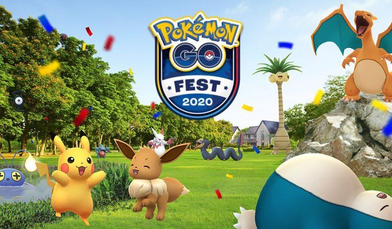 Pokémon Go tendrá un evento de recuperación en agosto