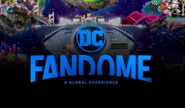 Conoce los horarios y paneles del evento DC FanDome