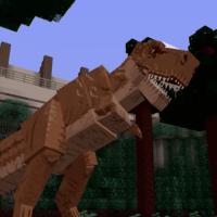 El DLC crossover de Minecraft y Jurassic World ya está disponible