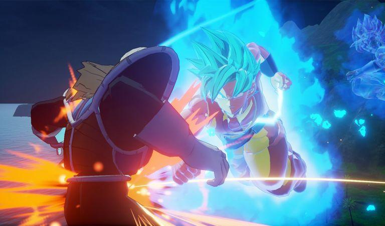 Checa las capturas del próximo DLC de Dragon Ball Z: Kakarot
