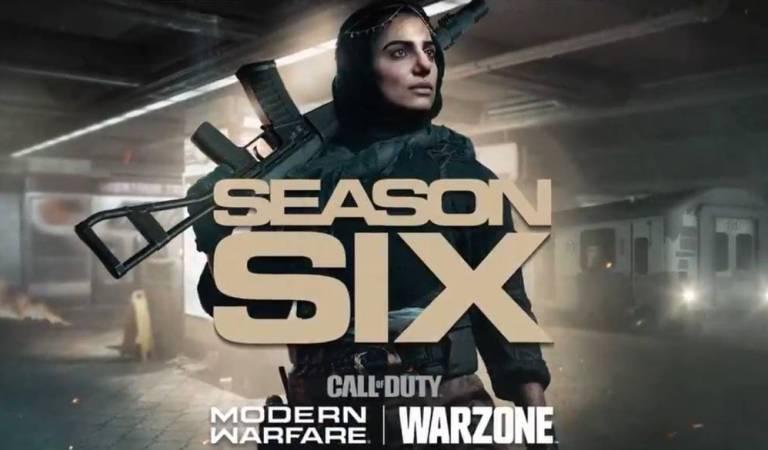 Todos los detalles de la temporada 6 de Call of Duty