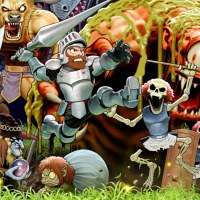 [Editorial] 35 años de Ghosts'n Goblins