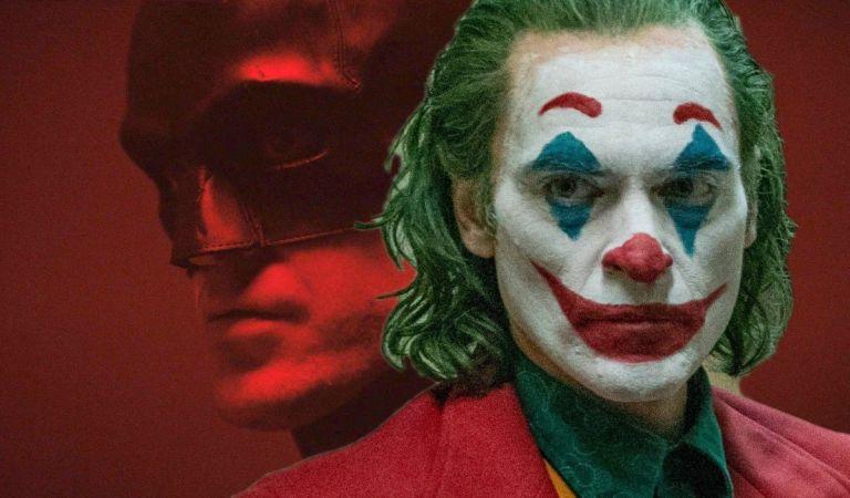 [RUMOR] | Warner quiere unir al Batman de Pattinson con el Joker de Joaquin Phoenix