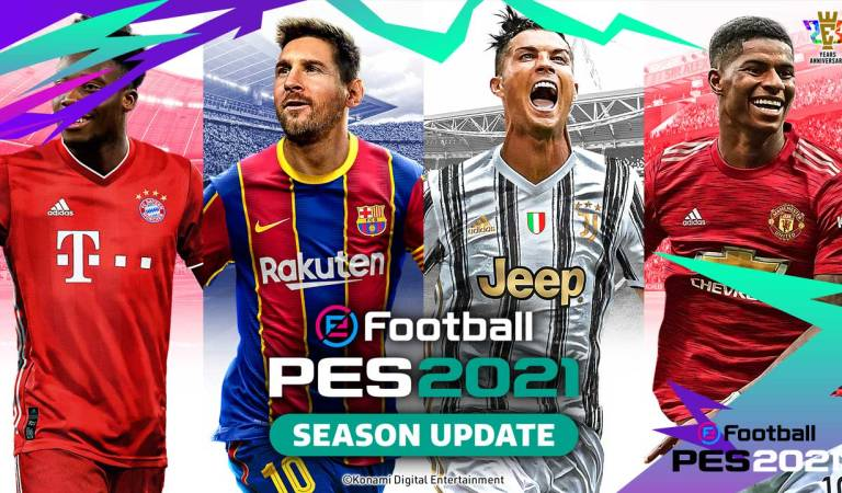 RESEÑA: Pro Evolution Soccer 2021 Season Update