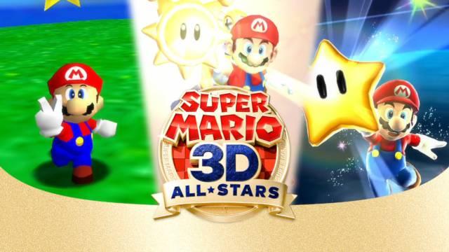 Hoy se lanzó Super Mario 3D All-Stars para Switch