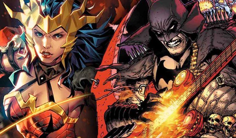 Conoce a la hija de Batman y Wonder Woman