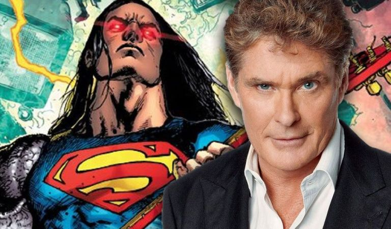David Hasselhoff será Superman en Death Metal