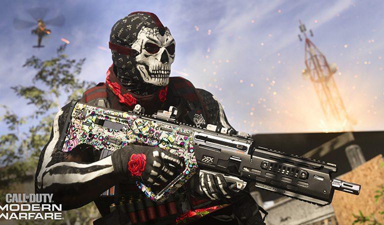 Modern Warfare y Warzone se unen a la celebración de Día de Muertos