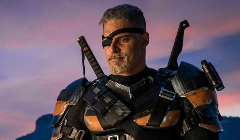 Joe Manganiello vuelve como Deathstroke a Justice League
