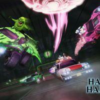 Llegará un evento de Ghostbusters a Rocket League