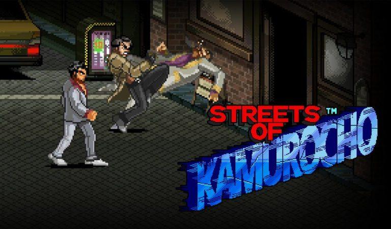 SEGA anuncia crossover entre Yakuza y Streets of Rage