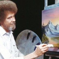 Bob Ross tiene sus propias cartas en Magic: The Gathering