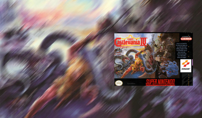 [EDITORIAL] Recordando a Super Castlevania IV