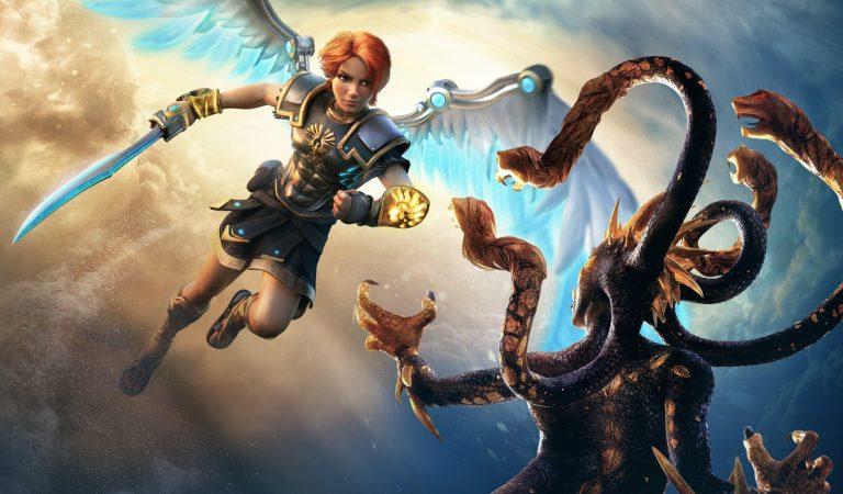Immortals Fenyx Rising estrena su extensión en Twitch