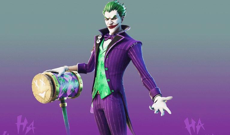[RUMOR] Joker llegaría a Fortnite con un arma controversial
