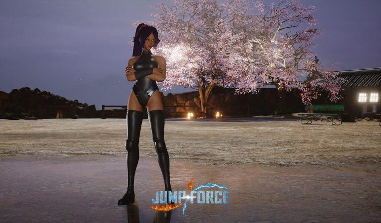 Yoruichi de Bleach llegará a Jump Force en 2021