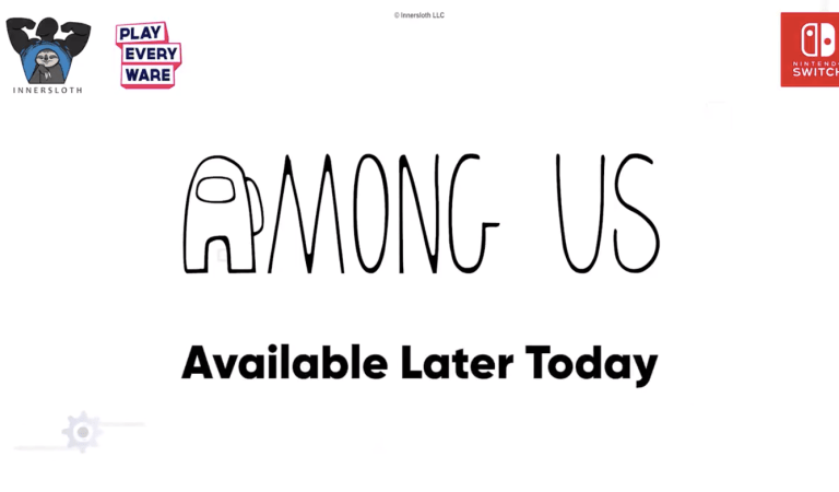 [OFICIAL] Among Us llega a Nintendo Switch