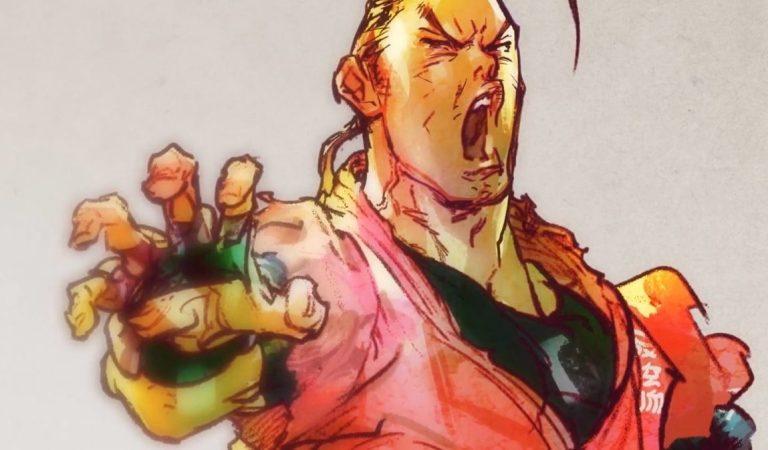 Dan llegará a Street Fighter V en febrero del 2021