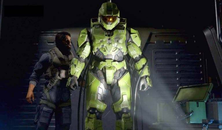 Actor de Halo Infinite podría haber revelado su fecha de lanzamiento