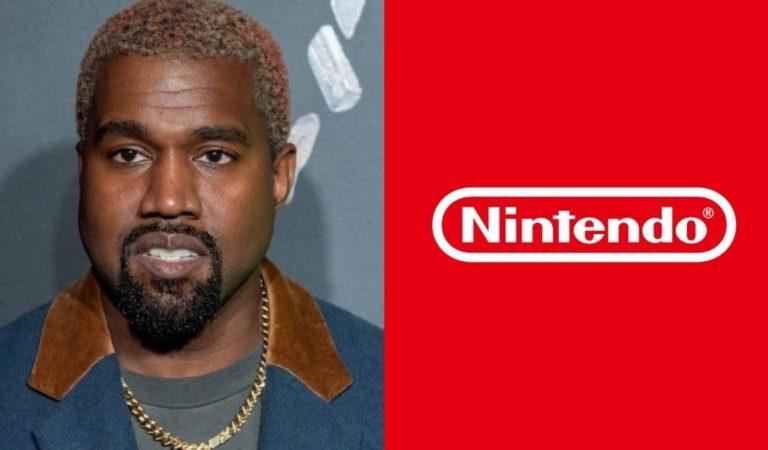 Kanye West fue rechazado para trabajar con Nintendo