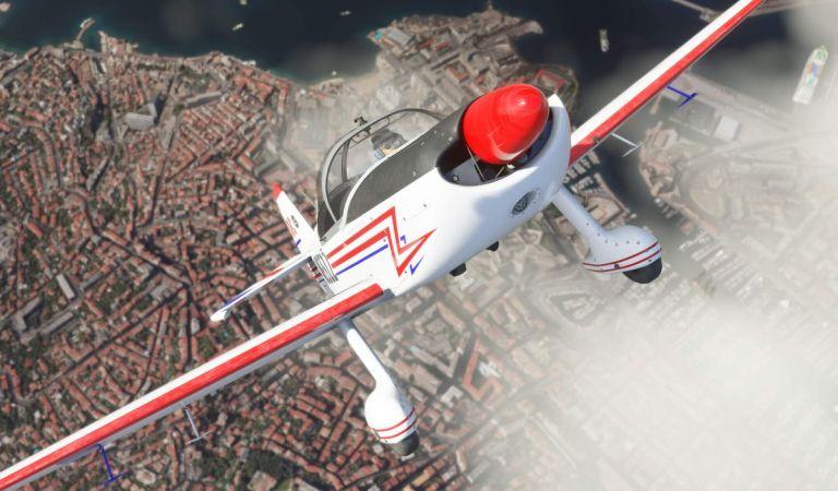 Llega una actualización para el VR de Microsoft Flight Simulator