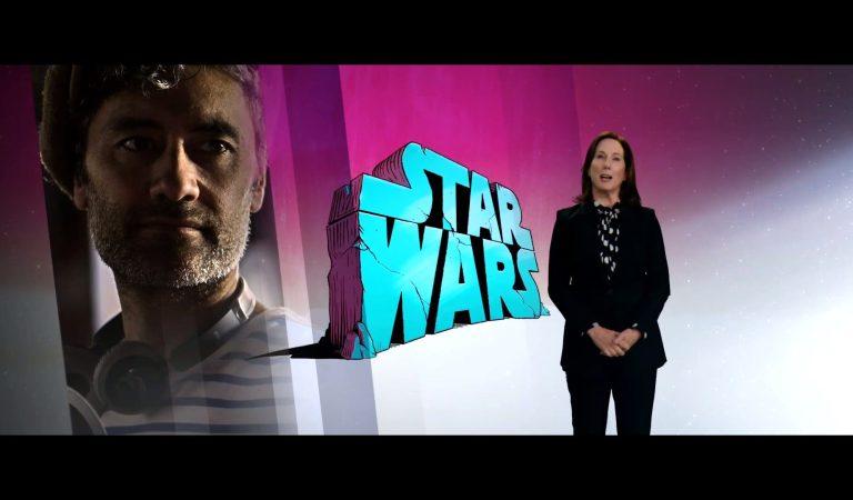 Disney confirma el proyecto de Taika Waititi en Star Wars