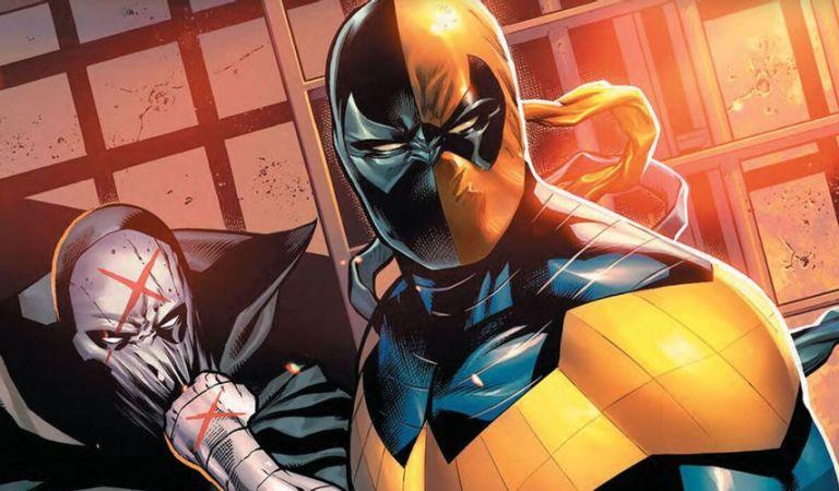 DC presenta a un nuevo Nightwing