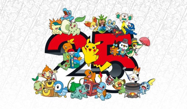 [VIDEO] Pokémon comienza la celebración de su 25 aniversario