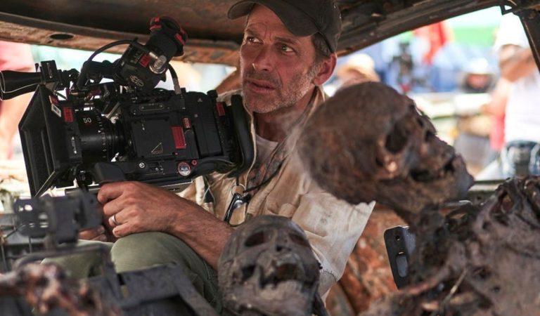 Netflix revela el primer vistazo a la película de Zombies de Zack Snyder