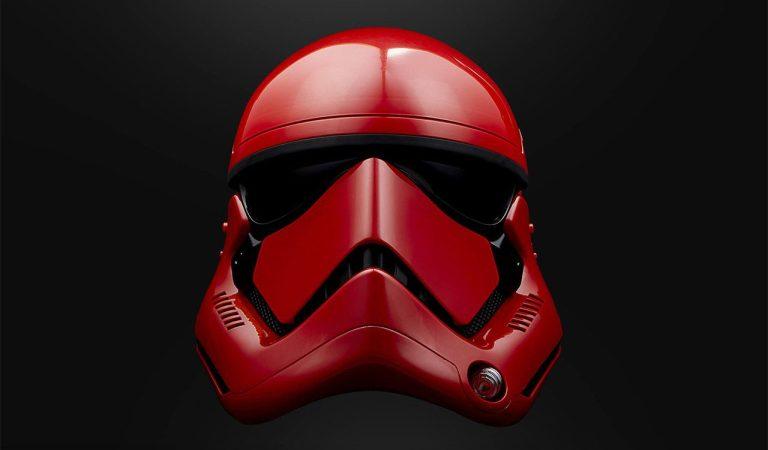 Hasbro lanza el casco del Capitan Cardinal de Star Wars