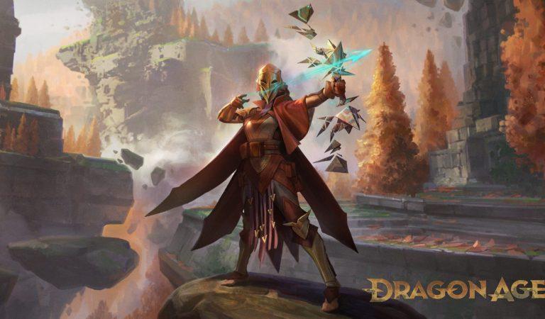 Revelan arte conceptual de Dragon Age 4