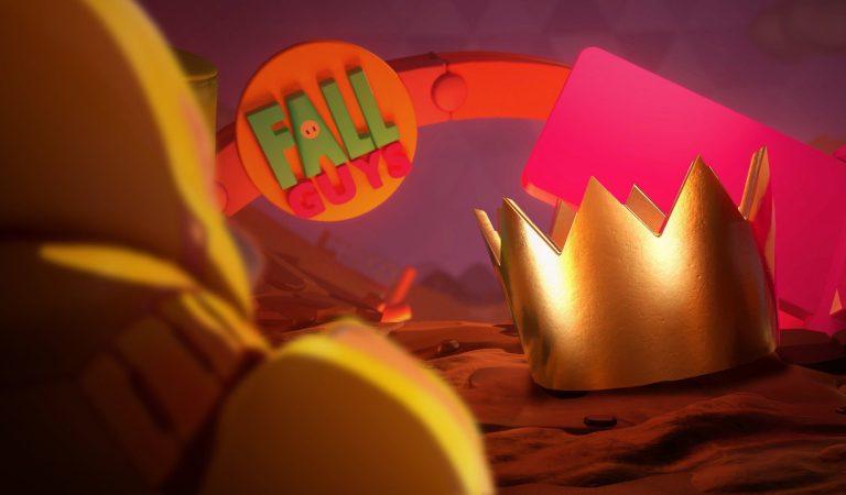 Fall Guys revela primeros vistazos a las skins de DOOM