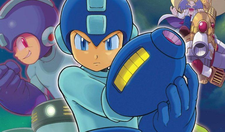 Surgen detalles del anime cancelado de Mega Man
