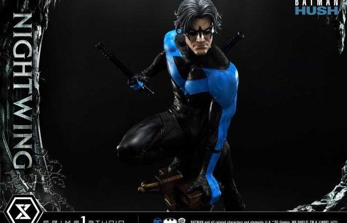 Prime 1 Studio lanza su nueva figura de Nightwing