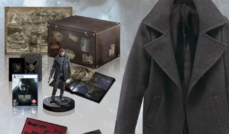 Conoce la edición de coleccionista de Resident Evil Village