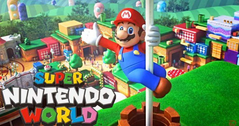 [OFICIAL] Super Nintendo World ya tiene fecha de inaguración