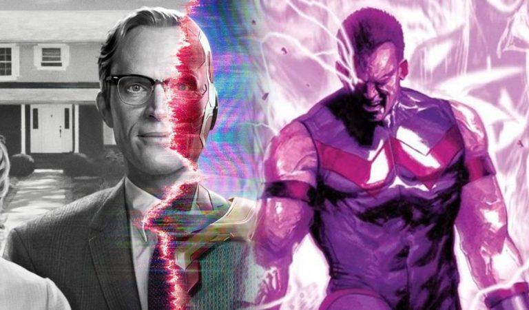 Wonder Man aparece en un Featurette de WandaVision