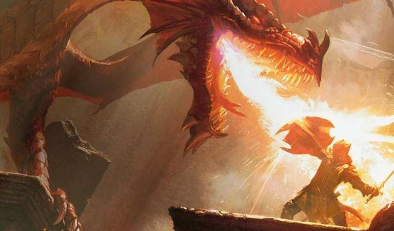 Una serie de 'Calabozos y Dragones' está en desarrollo